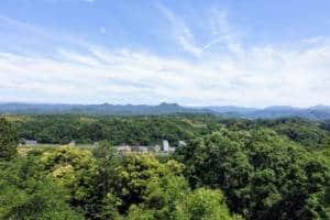 Sazae-do Observation Deck View