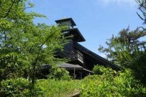 Sazae-do Observation Deck Yamashiro Onsen