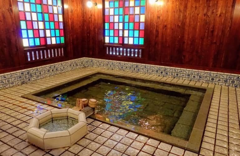 Yamashiro Onsen Ko-Soyu Bath