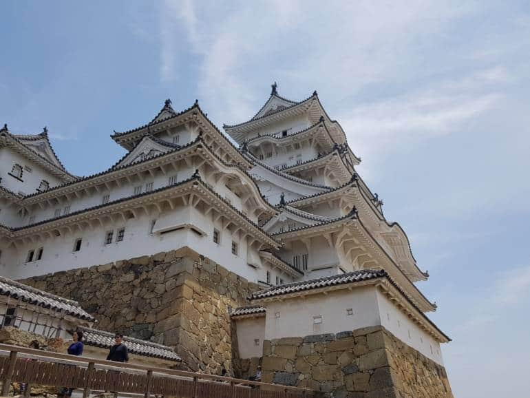 Himeji Castle - JR West Passes destination