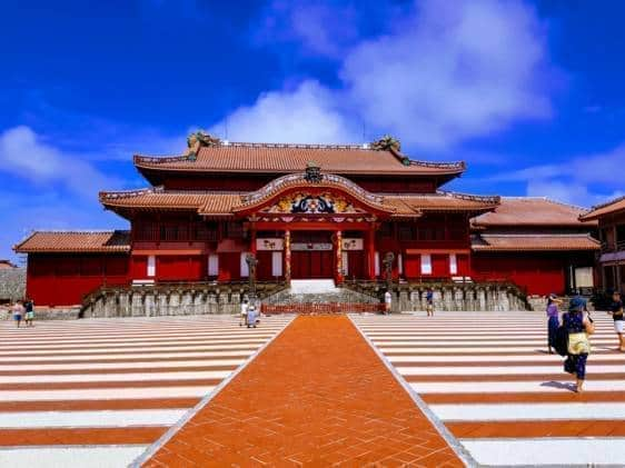 Shuri Castle Main Hall