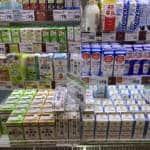 dairy Japanese supermarket VG