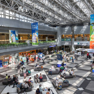 Late Flight? Delayed Departure? Passing Time at Hokkaido's New Chitose Airport