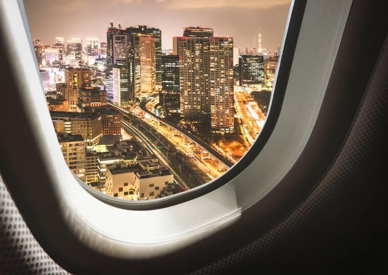 Kyoto to Tokyo flights
