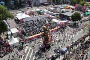Kyushu Matsuri Event