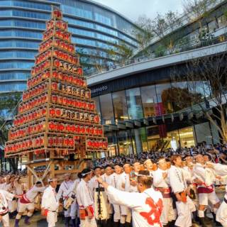 Festival Island: Kyushu's Rich Cultures Come Together in Kumamoto