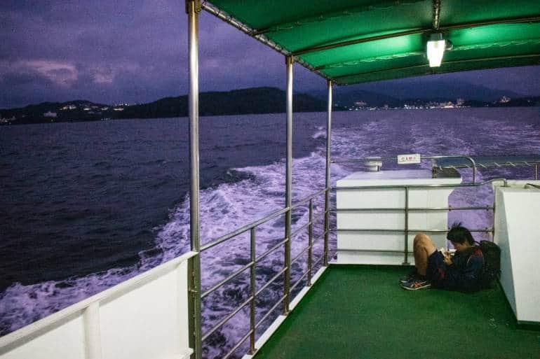 Toba Ferry