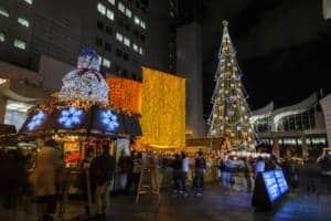 Osaka Christmas German Market