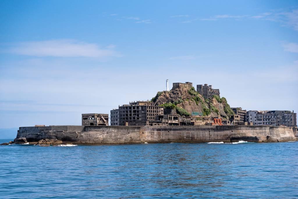 Battleship Island Gunkanjima
