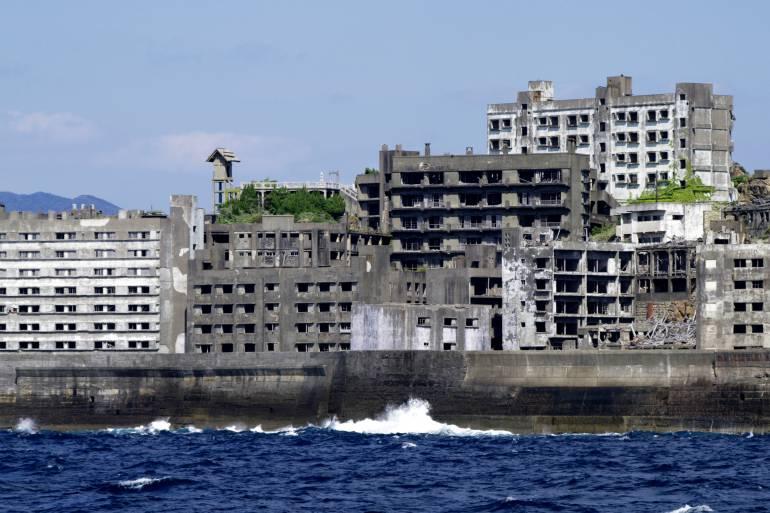 Battleship Island registered as a World Heritage Site