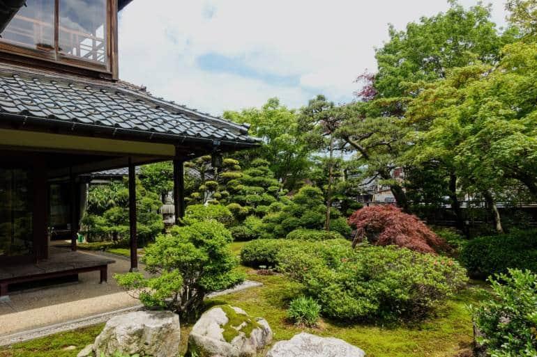 Basho no Yakata Museum Garden