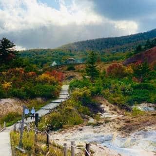 Cool Caldera Lakes and Boiling Rock Pools: Hiking Through Towada-Hachimantai National Park