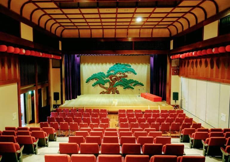 Yamanaka-za theater