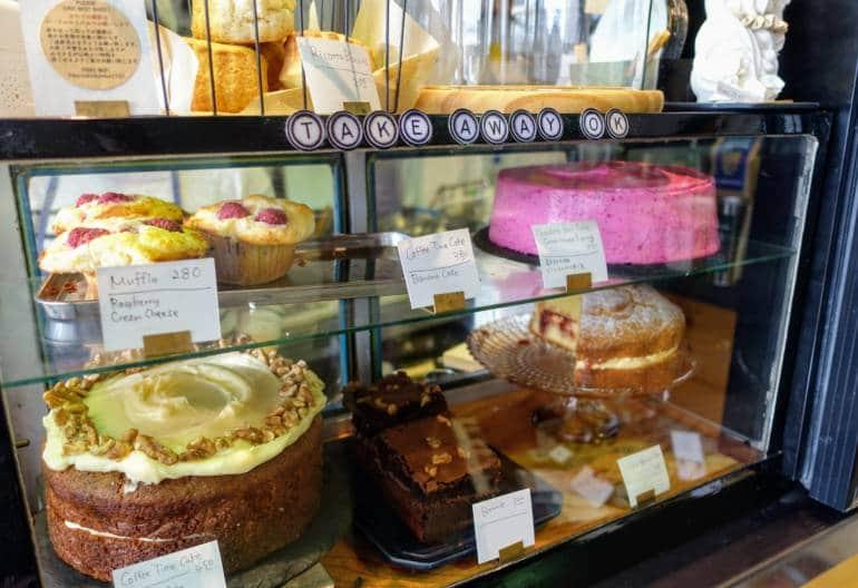 Cafe Dumbo Cakes Kanazawa