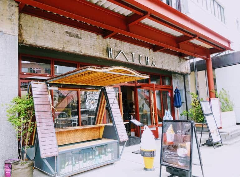 Hatchi Hostel Kanazawa Outside