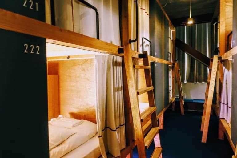 Hatchi Share Hostel Dorm