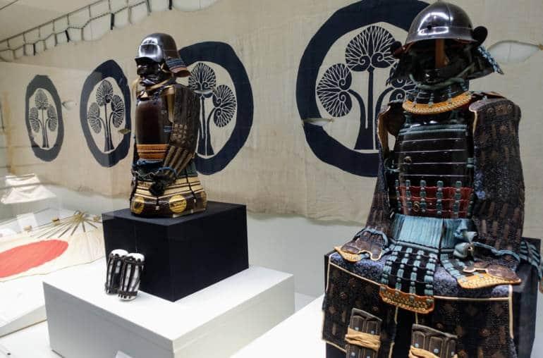 Kanazawa Kaga Honda Museum Armour