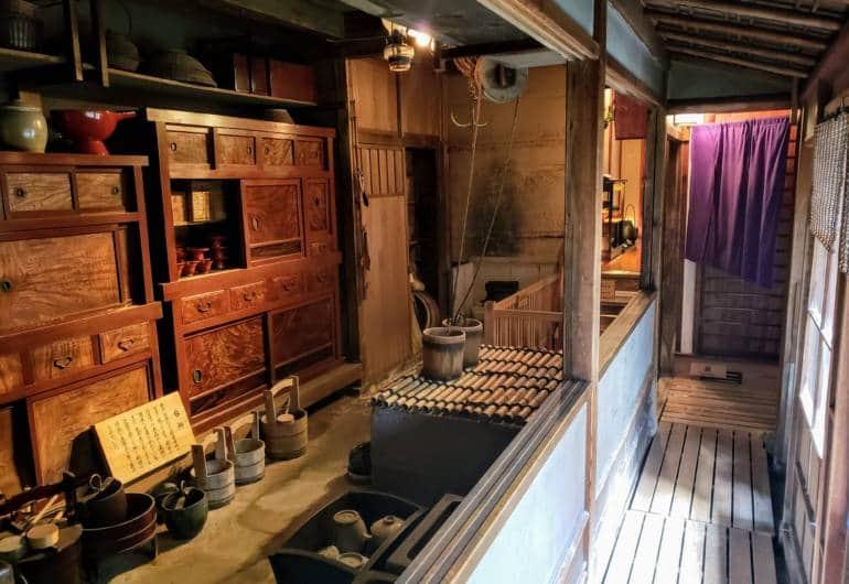 Kanazawa Ochaya Shima House