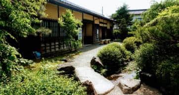 Kanazawa Takada Family Ruins Outside