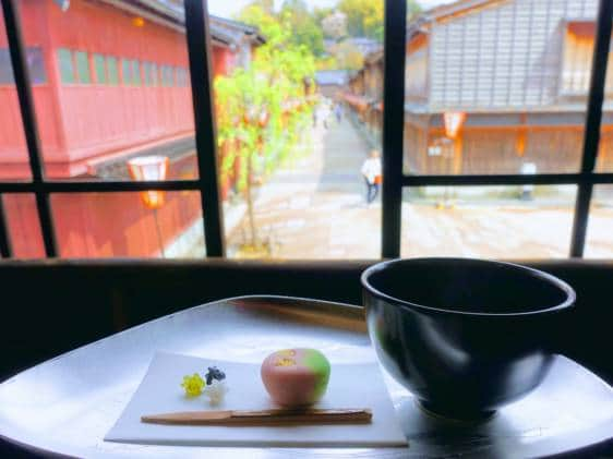 Kanazawa Tea House