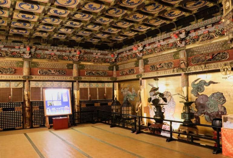 Rinnoji Taiyuin Nikko