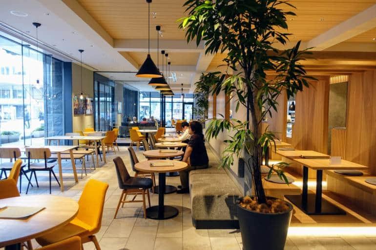 Share Hotel Lounge Kanazawa