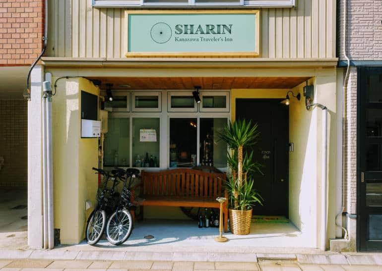 Sharin Travelers in Hostel