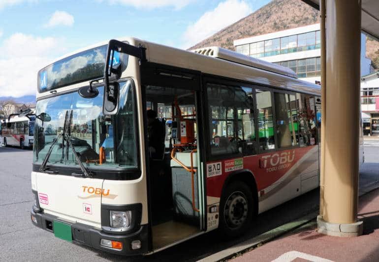 nikko bus