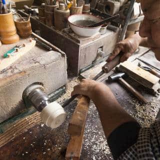 Akiu Traditional Craft Village