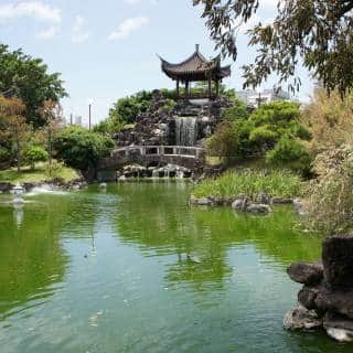 Fukushuen Gardens