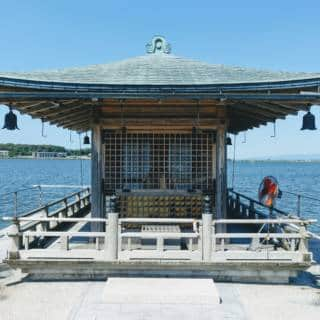 Ukimido Temple