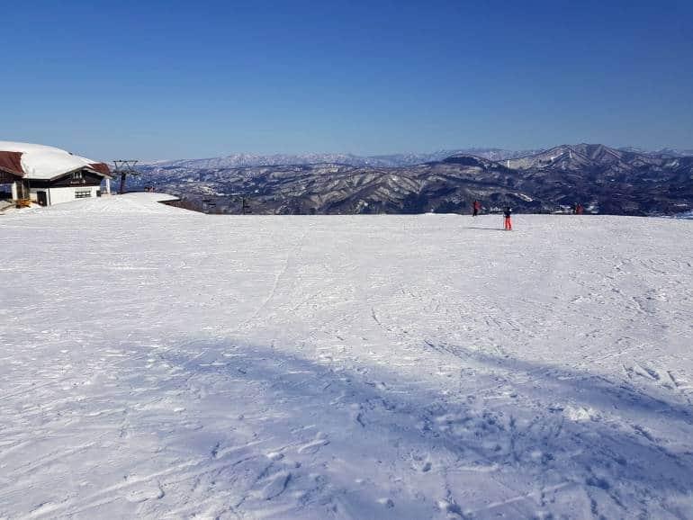 Akakura Onsen Snow