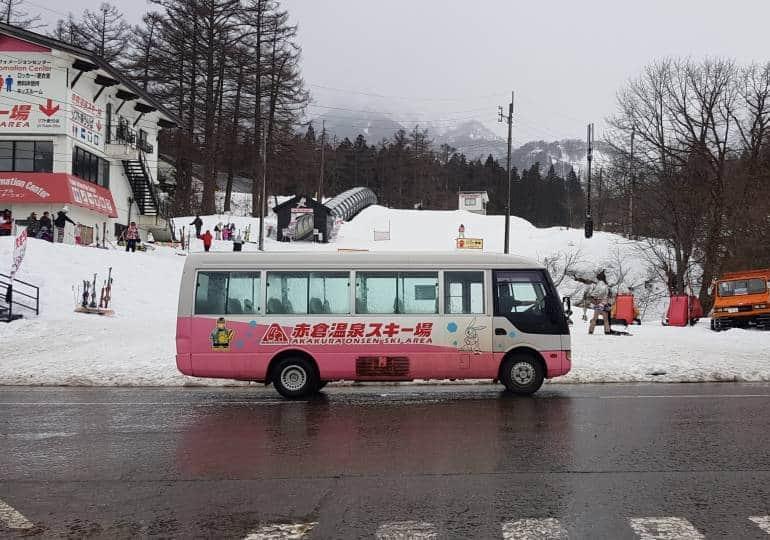 Akakura Onsen Shuttle