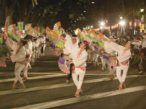 aoba sendai festival sendai miyago japan