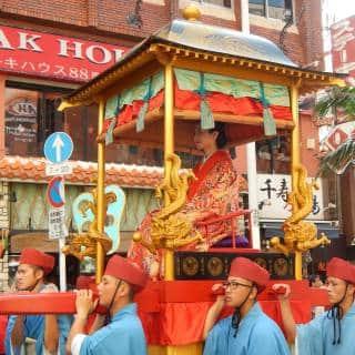 Shurijo Castle Festival