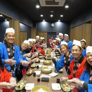 Umemori Sushi School Osaka
