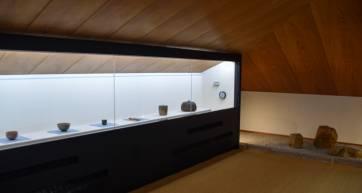 Tanabe Museum display