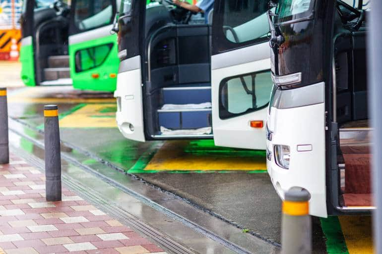 Highway Bus Selection