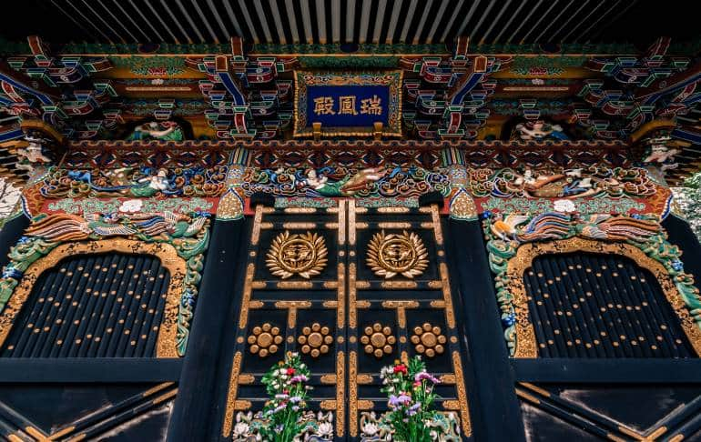 Zuihoden mausoleum sendai Miyagi Prefecture