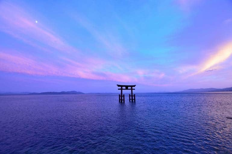 Lake Biwa, Kansai region