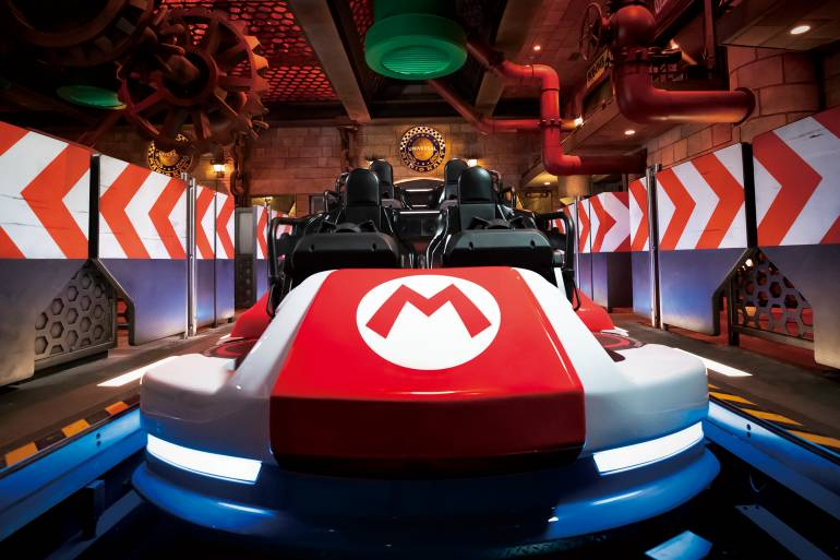 Super Nintendo World at USJ