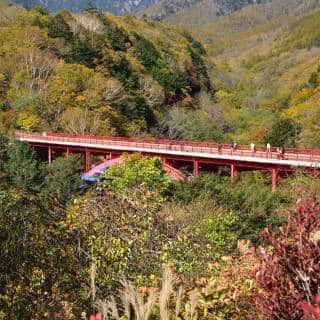 Higashizawa Bridge Observation Deck