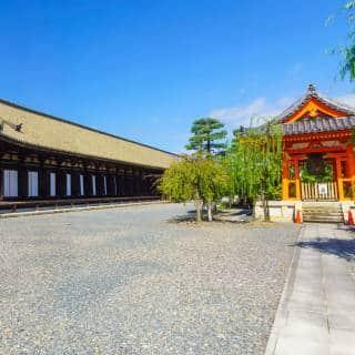 Rengeo-in Temple (Sanjusangen-do)