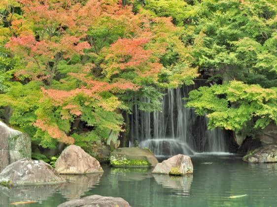 Kokoen Garden Himeji