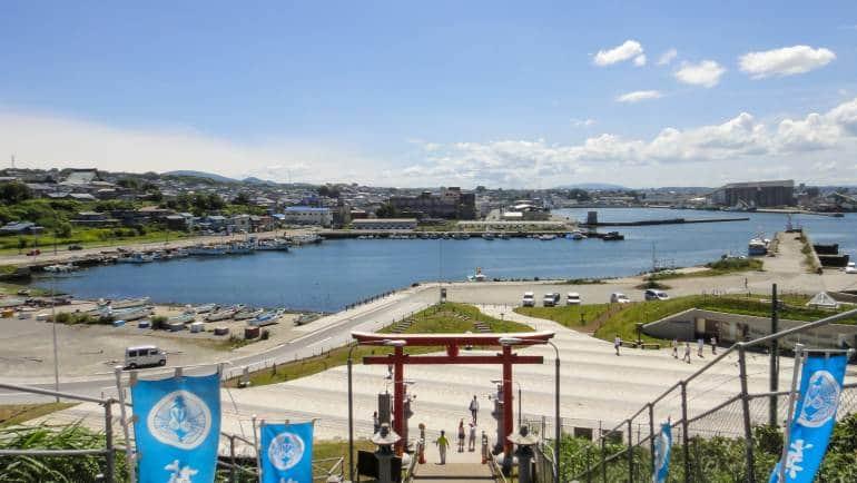 Kabushima island, Hachinohe