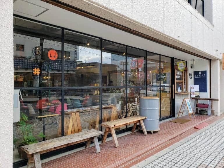 Ishinomaki Irori outside