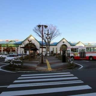 Ishinomaki JR Station