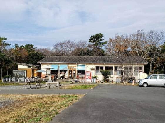 Tashirojima Rest Stop Shimi no Eki