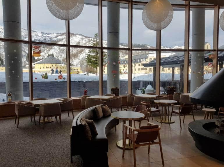 Lotte Arai Resort Lounge