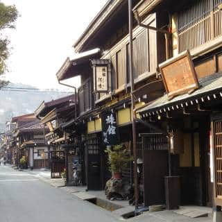 Destination Takayama: A Weekend Getaway with Old Towns and Morning Markets